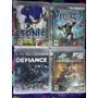 Sonic Brutal Lengend Genji Playstation 3 Ps3 Sony