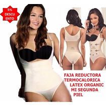 Faja Colombiana- Body De Latex - Mi Segunda Piel - Frederick