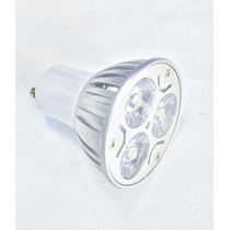 Foco Led Dimeable Atenuable 3 Watts Gu10 Dimmer Dirigible 3w