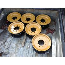 Rines Sencillos 4x2 Case Reforzados, Retroexcavadoras,refacc