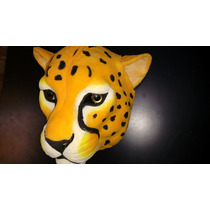 Máscara De Jaguar