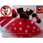 Precioso Tutu Para Fiesta Minnie Escoge Tu Color Favorito