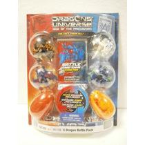 Mega Bloks 95138 Dragons Universe 5 Dragon Battle Pack 1