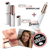Flawless Depilador Cejas Eléctrico + Flawless Rostro (2pz)