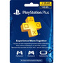 Membresia De 1 Año Playstation Plus Psn Para Ps4, Ps3, Vita