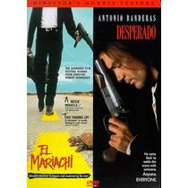 El Mariachi & Pistolero -dvd - Antonio Banderas