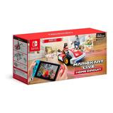 Carrito Mario Kart Live Home Circuit Nintendo Switch Nuevo