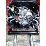 Motor Vw Sedan Combi Brasilia Vocho 1600 Ajustado Completo