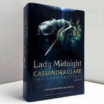 Libro Lady Midnight De Cassandra Clare Tapa Dura
