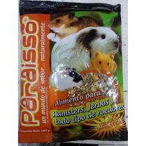 Alimento Para Hamster, Jerbos Y Todo Tipo De Roedores