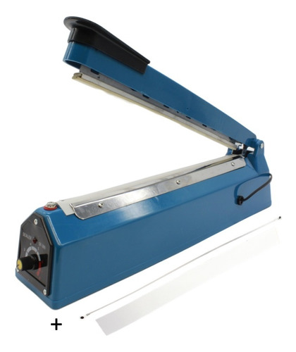 Maquina Selladora Termica Plastico Para Bolsas 30cm Repuesto