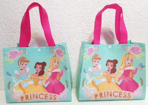 c395296fe Dulceros Princesas Fiestas Bolsas Recuerdos 30 Pz Disney en venta en ...