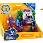 Imaginext Dc Gotham City Collection Vehicle The Joker Traje