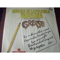 Lp Musica De La Pelicula Vaselina, Envio Gratis