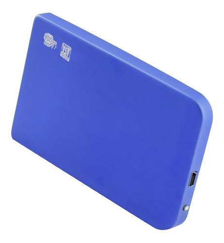 Gabinete Carcasa Disco Duro 2.5 Laptop Sata Usb 2.0 Case