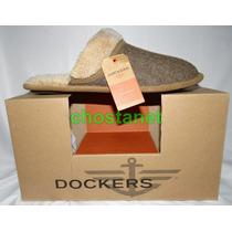 Remate De Pantuflas Sandalias Dockers Comodas Y Elegantes
