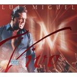 Vivo - Luis Miguel - Disco Cd + Dvd - Nuevo (13 Canciones)