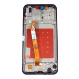 Pantalla Lcd Touch Marco Para Huawei P20 Lite Negro Ane Lx3