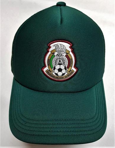 b6683b68e0b9d Gorra adidas Trucker Seleccion Mexicana Original -25%off en venta en ...