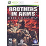 Brothers In Arms Hells Highway Nuevo Sellado Xbox 360