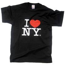 Playeras O Camiseta I Love New York Classic!!!