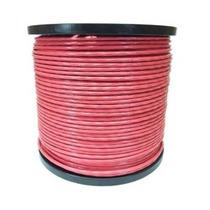 Cable De Acero Recubrimiento Pvc 1/8-3/16 Y 150 M Rojo Obi