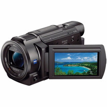 Video Camara Sony Fdr-ax33 4k Ultra Hd Handycam Camcorder