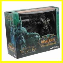 Arthas Menethil The Lich King - World Of Warcraft En Caja