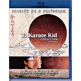 Karate Kid 1 2 3 Trilogia Peliculas Blu-ray