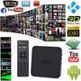 Android Tv 4.4 Kitkat Smart Tv 1080p Quad Mxq Kodi 4k Xbmc