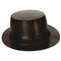 12 Sombreros Copa Negro Económico