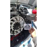 Filtro Aire Vocho Vintage Speed Carrera Aluminio Natural