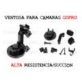 Soporte Con Ventosa - P/cámaras Gopro - Alta Succión/calidad