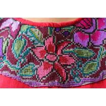 3b89d1ddc Lote 12 Vestidos Artesanales Manta Bordado En Punto De Cruz en venta ...