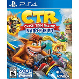 Ctr Crash Team Racing Nitro Fueled Para Ps4 Envio Gratis