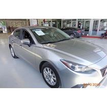 Mazda 3 2014 Plata At C/ Garantía