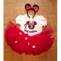 Vestidos Tutu Faldas Niñas Bebes Princesas Personalizados