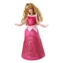 Bella Durmiente Princesa Disney Store Original Coleccionable