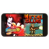 29 Juegos King Of Fighters Y Metal Slug Celular Android  (: