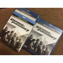 Rápidos Y Furiosos 7 Versión Extendida Y De Cine Vin Diesel