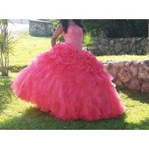 ccde9af4f Busca Vestidos de xv años desmontables color coral bonitos modernos ...