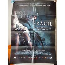 Poster Fragiles Una Historia De Fantasmas Calista Flockhart