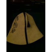 Sombrero Vintage De Lana 2