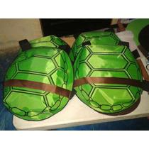 Caparazon-mochila De Tortugas Ninja..mayoreo Y Menudeo