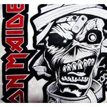 Iron Maiden, Parches Para Chamarra, Chaleco Metalero Rocker