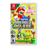 New Super Mario Bros U Deluxe - Nsw