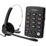 Practica T110 Facturamos Teléfono Plantronics Con Diadema