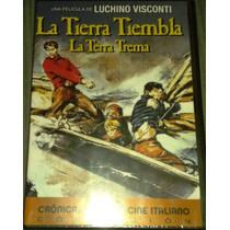 Dvd La Tierra Tiembla La Terra Trema De Luchino Visconti