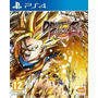 Dragon Ball Fighter Z Ps4 Juga Desde Tu Usuario Entrego Ya