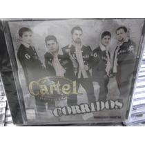 Cartel De Sinaloa Corridos Narco Edicion Cd Nuevo Sellado